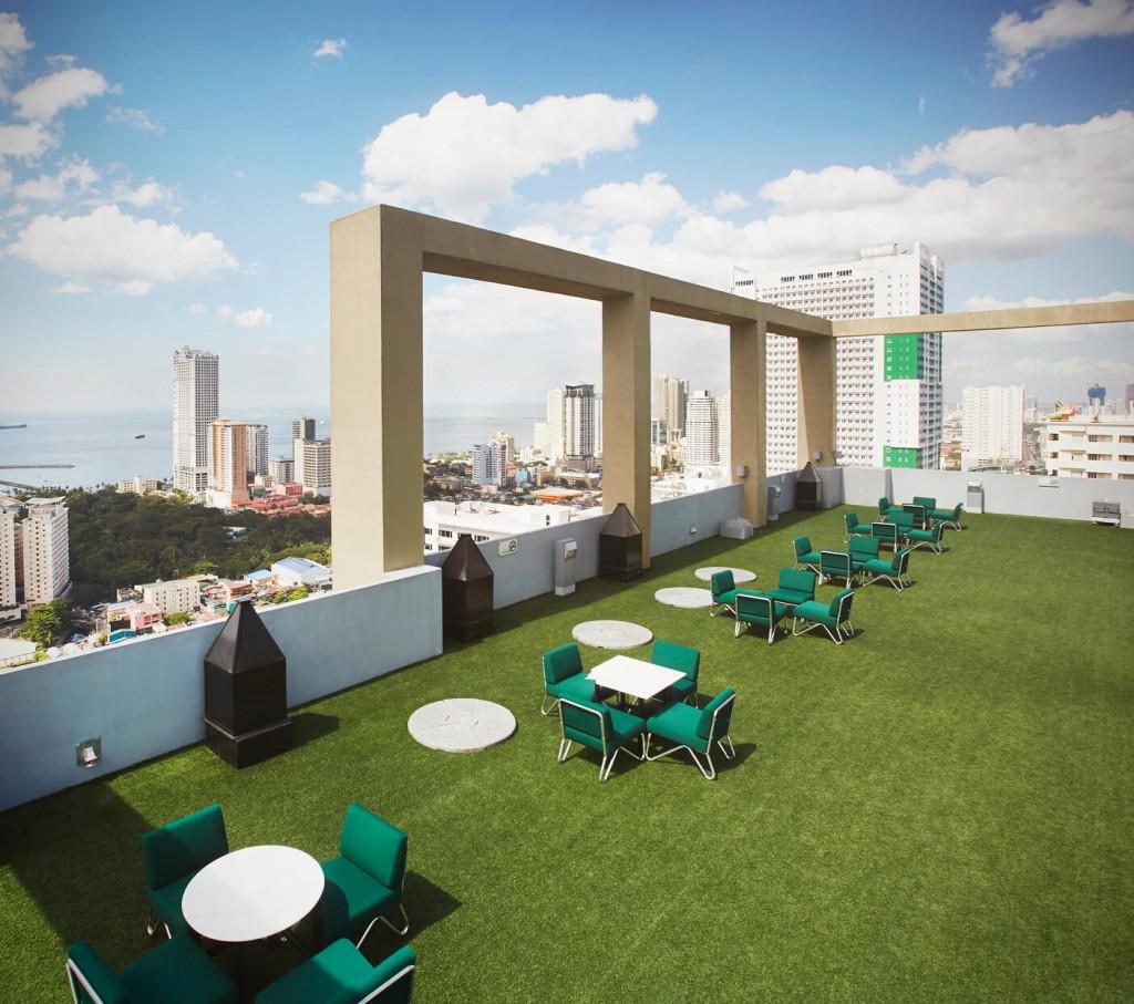 Actual photo of 2Torre Lorenzo Sky Lounge