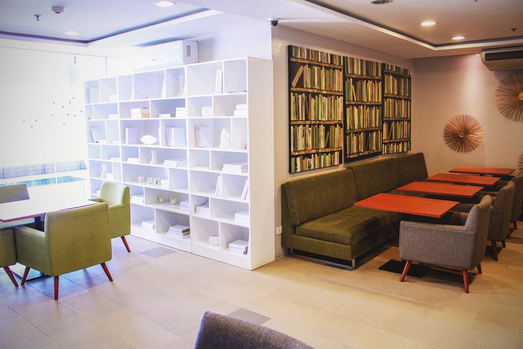 Actual photo of 2Torre Lorenzo Study Lounge