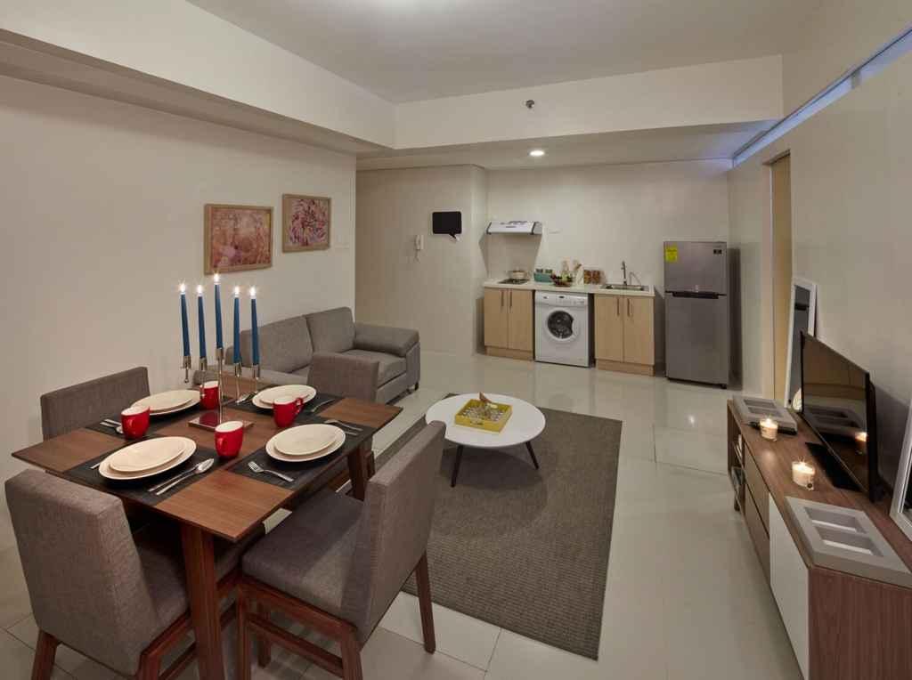 Actual photo of 2Torre Lorenzo 2-Bedroom unit