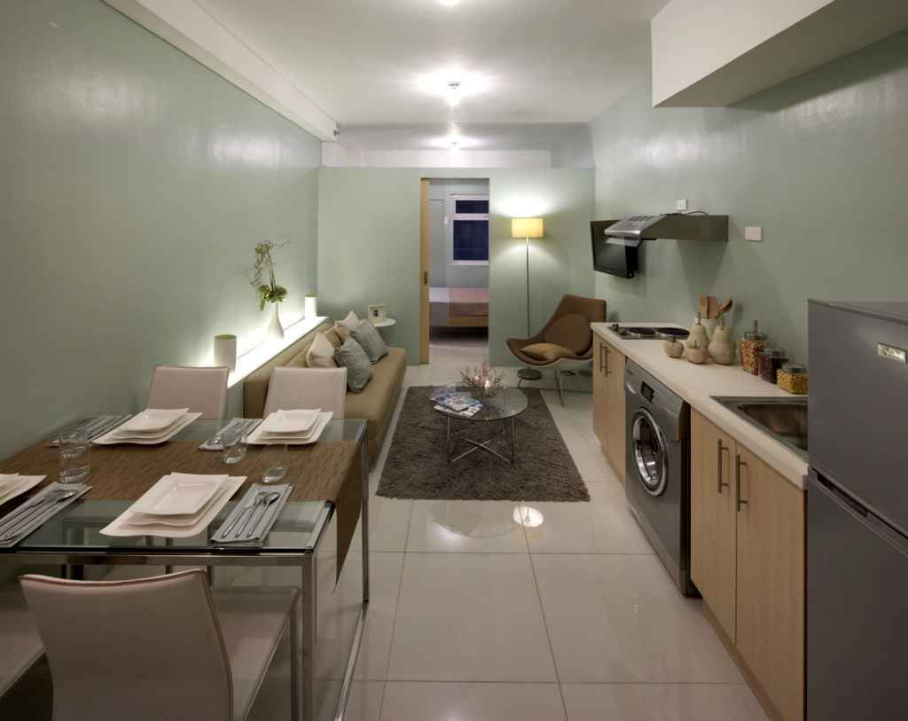 Actual photo of 2Torre Lorenzo 1-Bedroom unit