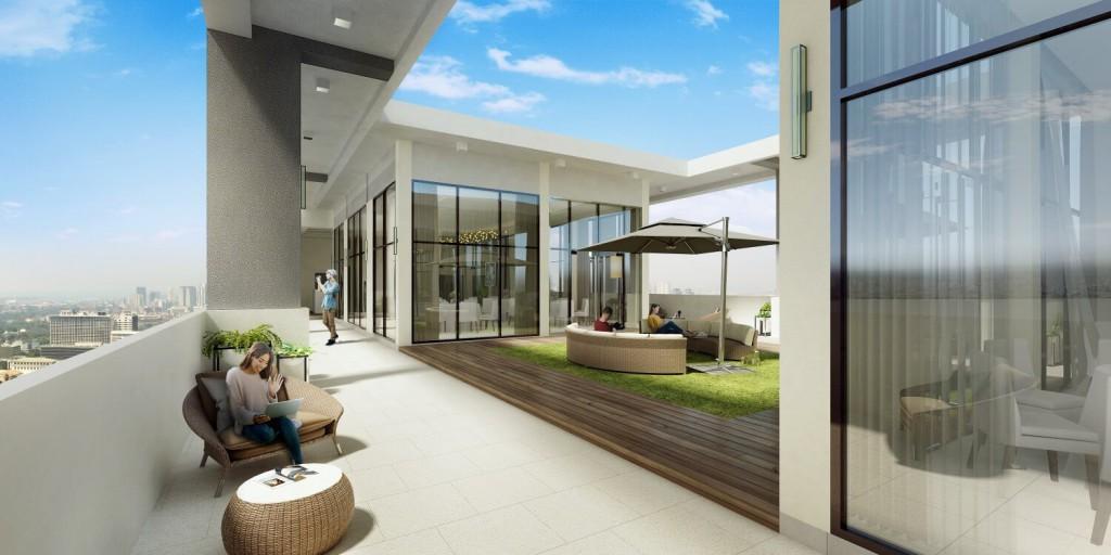 3Torre Lorenzo - Sky Lounge