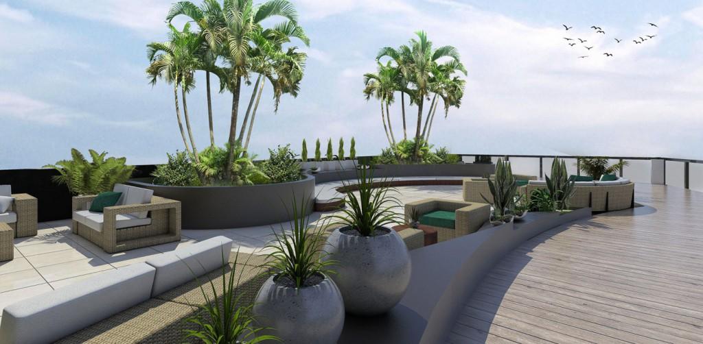 3Torre Lorenzo - Garden Terrace