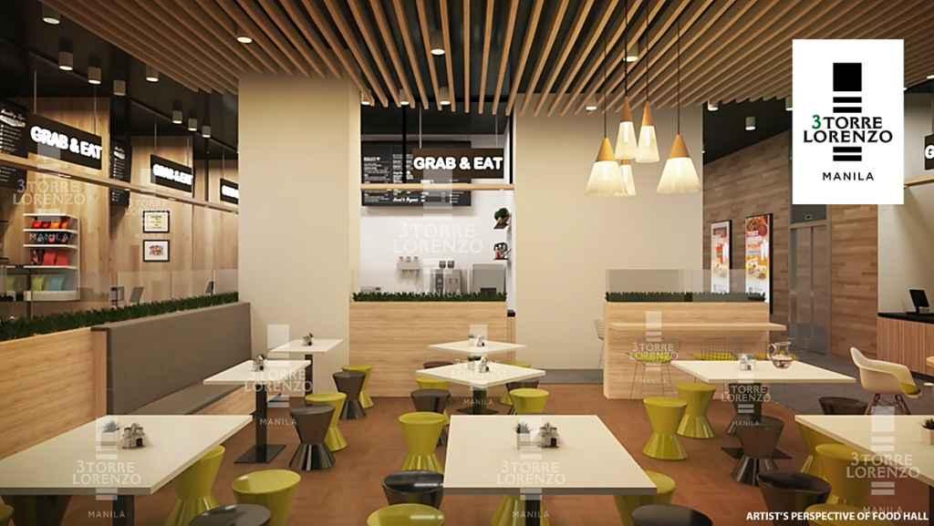 3Torre Lorenzo - Food Hall