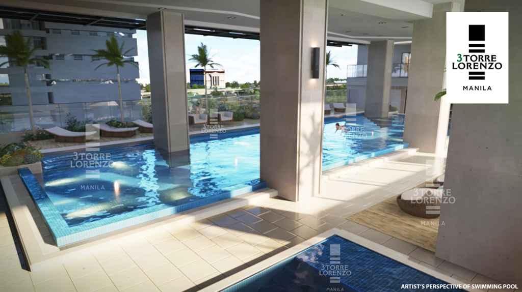 3Torre Lorenzo - Lap Pool (Day)