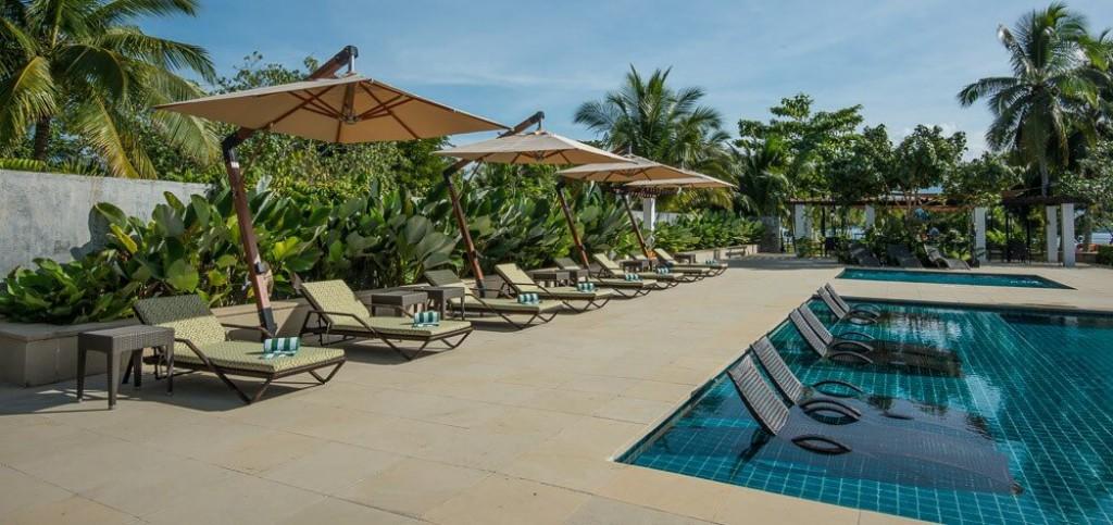 Torre Lorenzo - Dusit Thani Lubi Plantation Resort - Pool Area