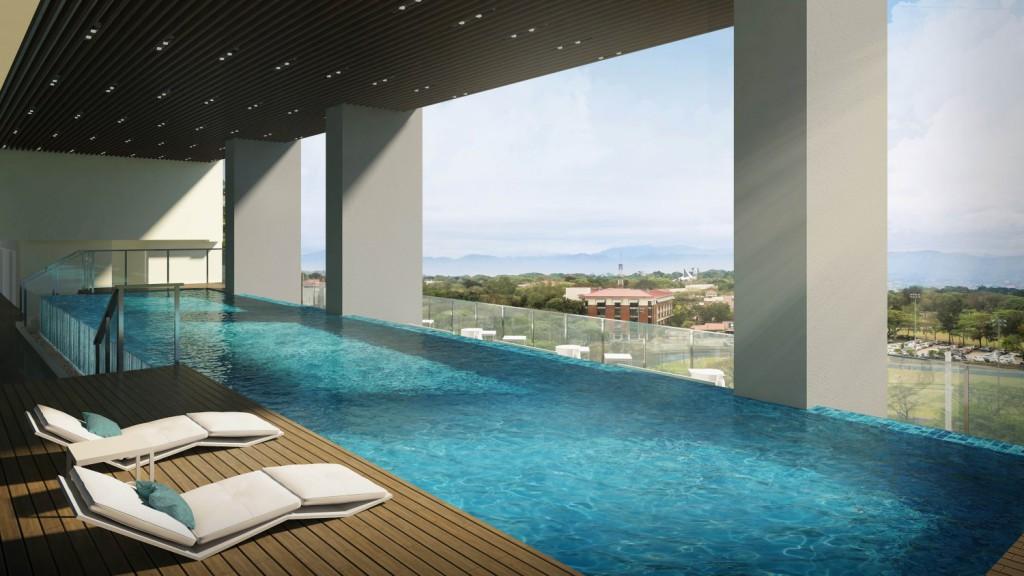Torre Lorenzo Loyola - Lap Pool