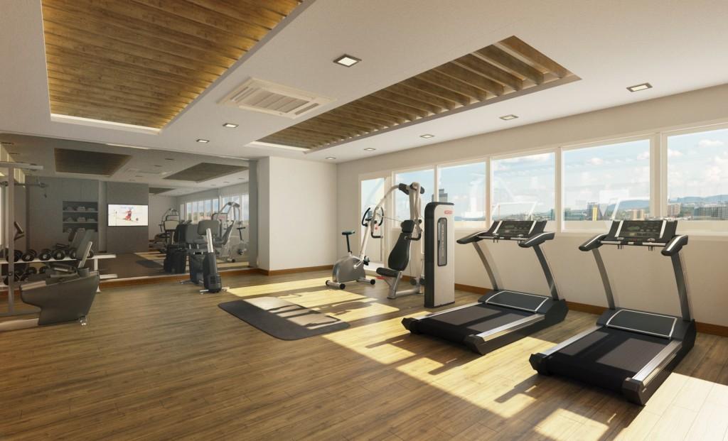 Torre Lorenzo Loyola - Fitness Center