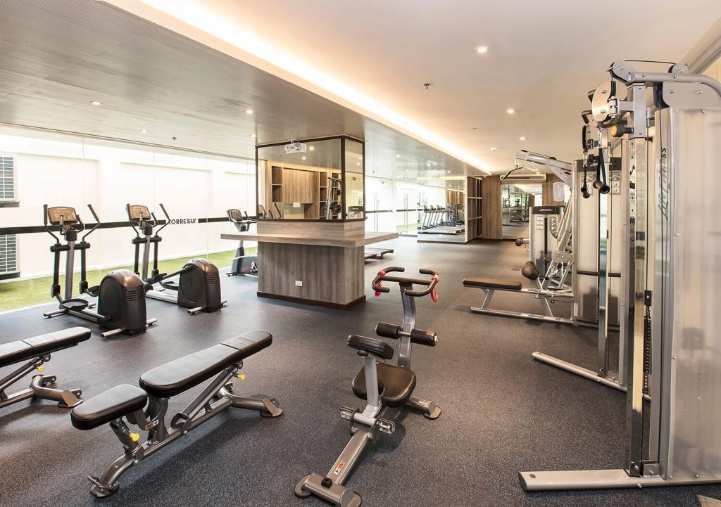 Actual Photo of Torre Lorenzo Sur Gym
