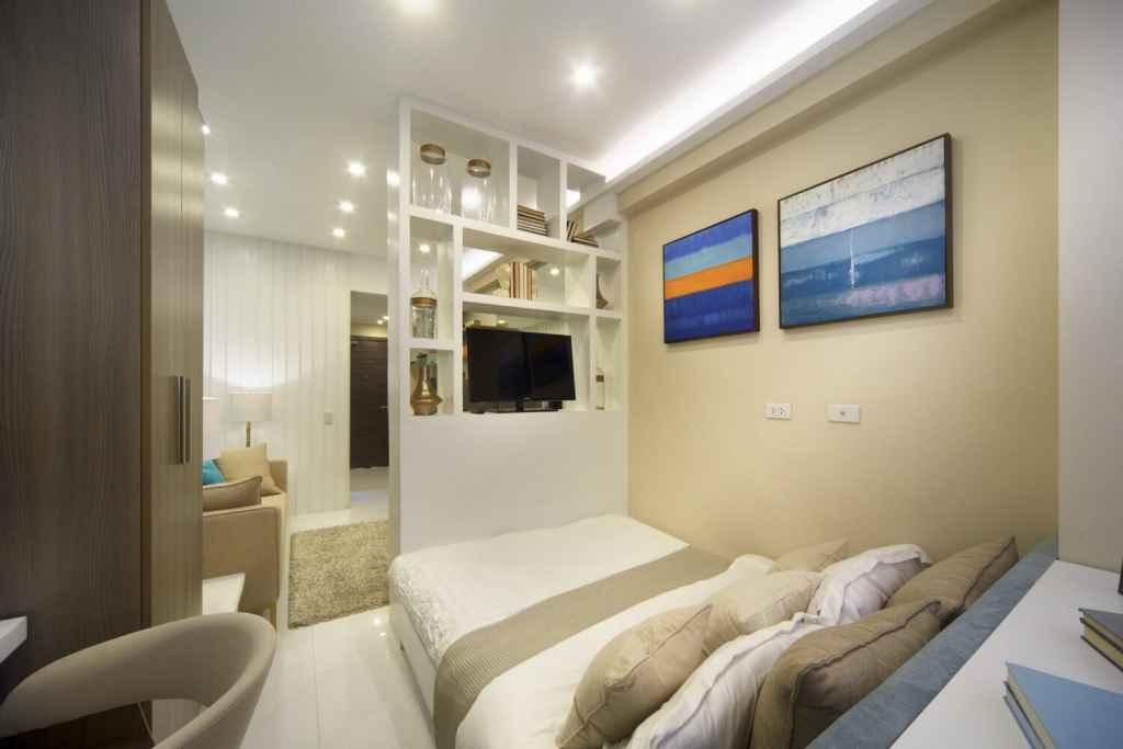actual photo of Torre Lorenzo Sur 1-Bedroom unit
